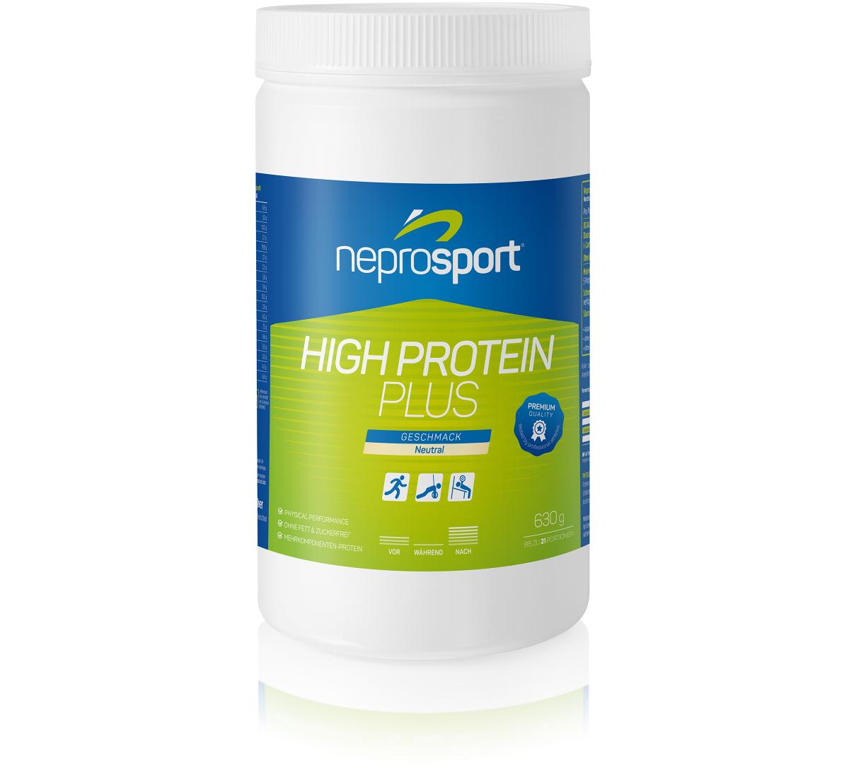 High Protein Plus