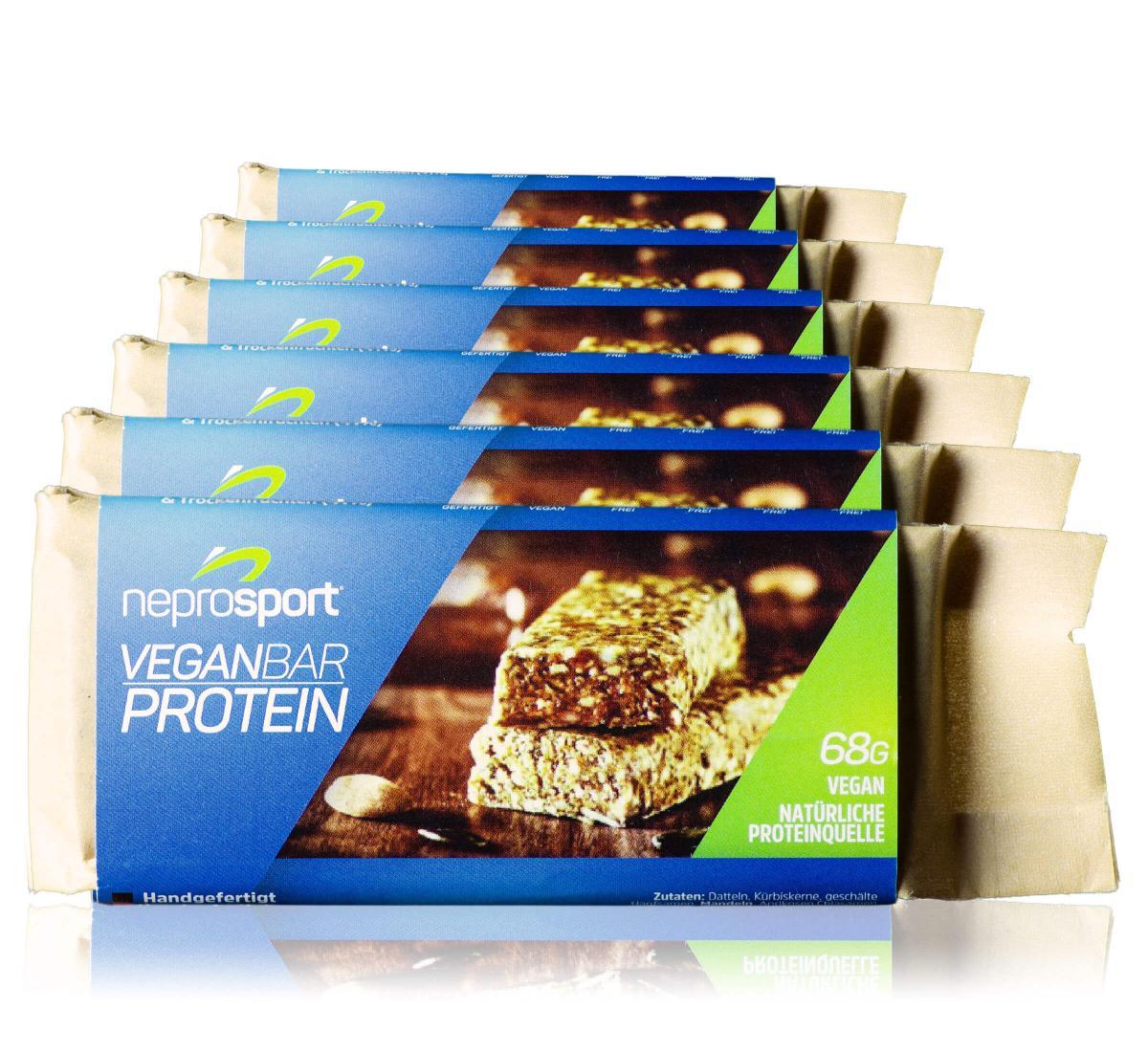 Vegan Bar Protein