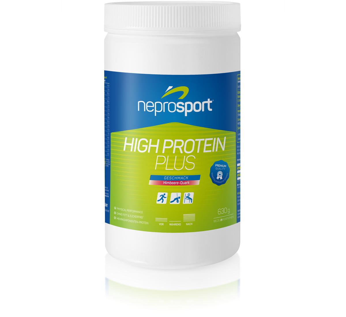 Protein Himbeere